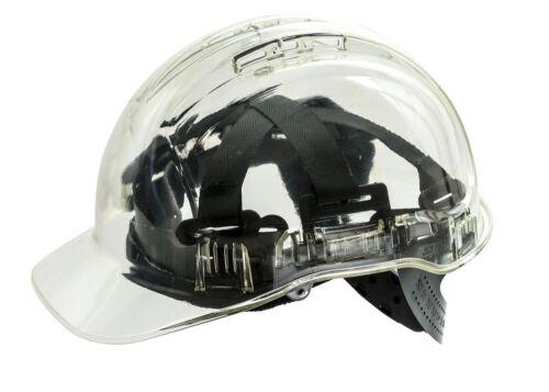 Ultra Lightweight Hard Hat Portwest PV50 Helmet Peakview Helmet Extra Strong
