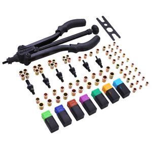 Pro-Rivet-Nut-Gun-Kit-Setting-Tools-Nut-Setter-Tool-Kit-Hand-Blind-Riveter-14-039-039