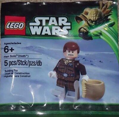 HOTH NIB LEGO STAR WARS HAN SOLO POLYBAG 5001621