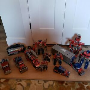 Transformers Optimus Prime Lot