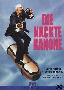 Die nackte Kanone - DVD/NEU/OVP/Komödie/Leslie Nielsen