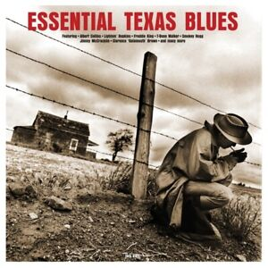 ESSENTIAL-TEXAS-BLUES-HQ-VINYL-LP-NEU