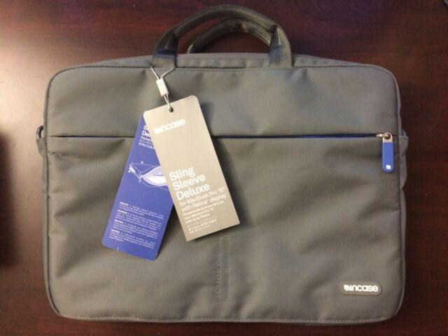 e9eb2378de4d Incase Sling Sleeve Deluxe Bag for 15