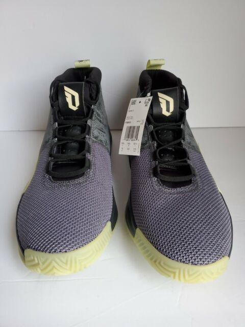 adidas Dame 5 Grey Six/grey Four-core