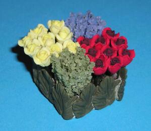 Doll-House-Flowers-1-12-Scale-Summer-Flower-Basket