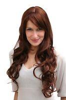 Wig, Red, Long,flowing Hair 9204s-33a130 Ca.60 Cm Wig Wig Wig