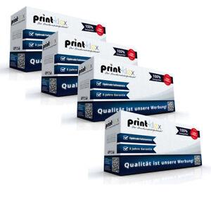 4x-compatible-Cartucho-de-toner-para-RICOH-SPC-811-Set-de-color-XXL-Impresora