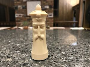 """BLACK PAWNGANINE GOTHIC CHESS PIECEREPLACEMENTAPPROX 1.75"""" TALL"""