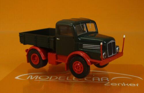 Brekina 71452 IFA s 4000-1 tractor verde//rojo 1:87