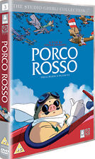 DVD:PORCO ROSSO - NEW Region 2 UK