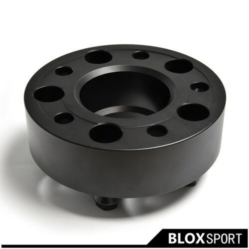 A Pair 45mm For BMW M5 E60 Wheel Spacers Adapter 5x120 CB72.5 M12x1.5 1.8 inch