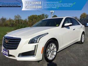2019 Cadillac CTS Turbo - AWD - Navigation