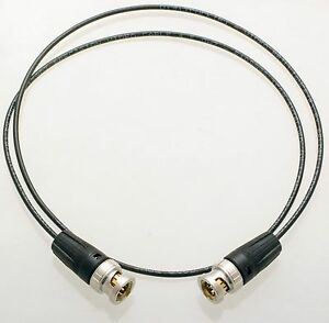 3G HD SDI Professional Beldon / Neutrik Rear Twist BNC Slim Cable, Movi, Ronin