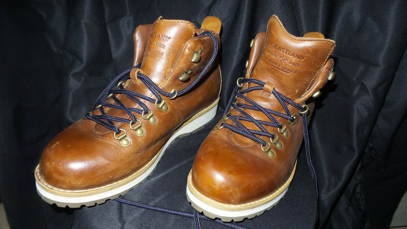Eastland x American Eagle Outfitters US 9D Leather Alpine 1955 Hiker Boots