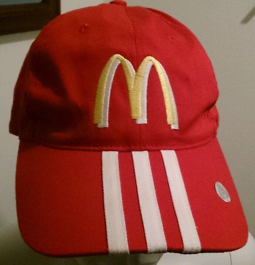 mcdonalds cup adidas hat pac fifa world cup mcdonalds allemagne 2006 rare semble nouveau presque 1676ff