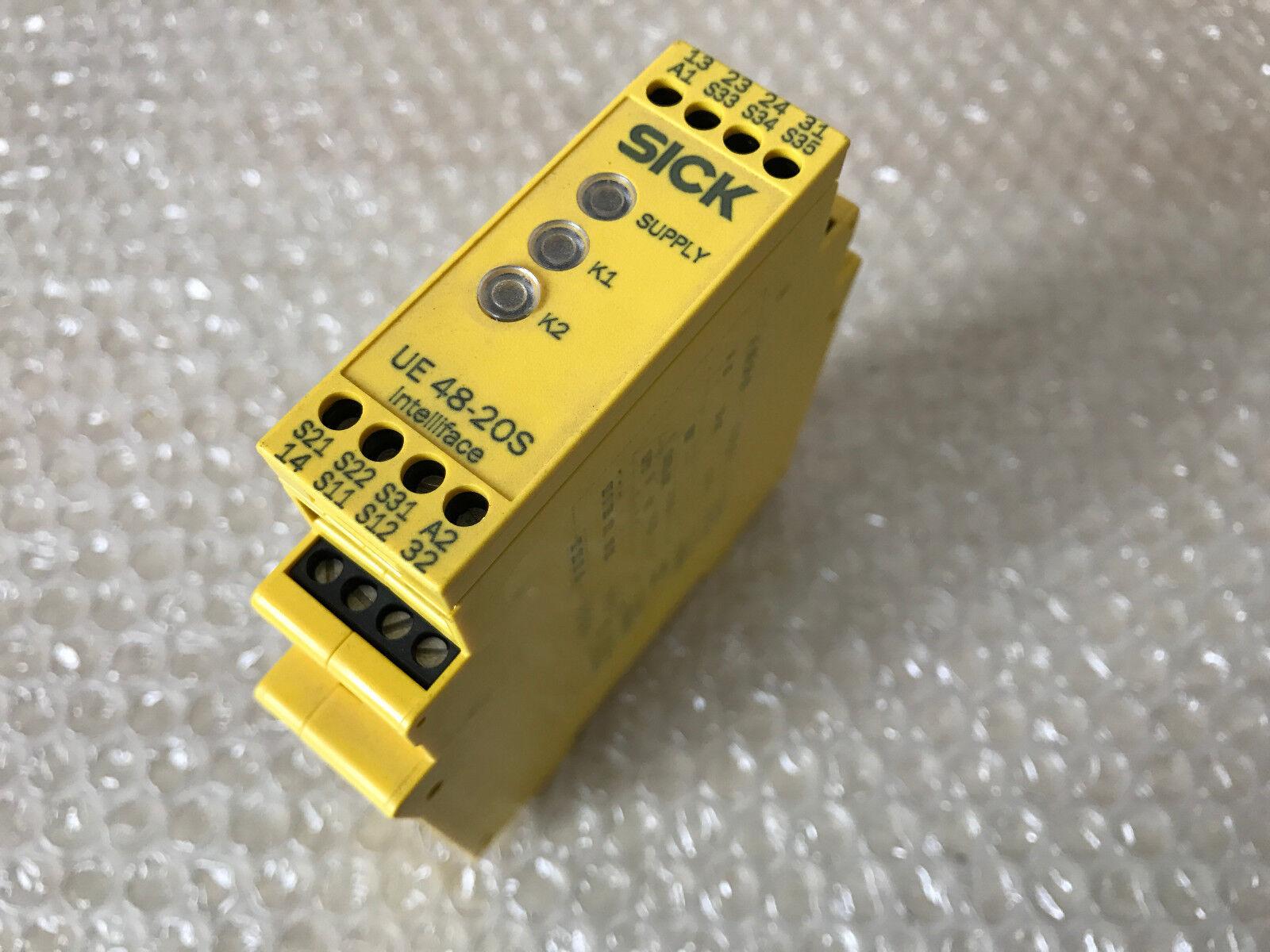 6024915 Sicherheitsschaltgerät Sick UE48-20S2D2