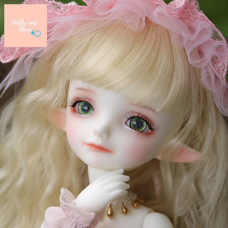 Muñeca recast Dollzon Masia 1 6 BJD Dolls Fantastic Mermaid sirena lati kawaii
