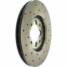 Disc Brake Rotor-High Performance Drilled And Slotted Centric 127.62013L
