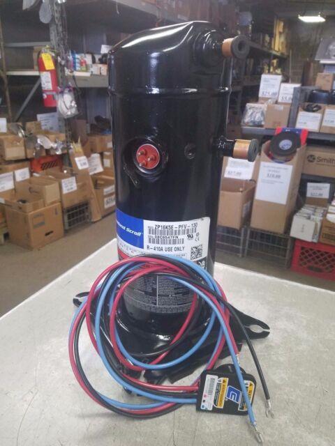 3 Ton Copeland Scroll R-22 A/c Compressor ZR34K3PFV for sale online | eBayeBay