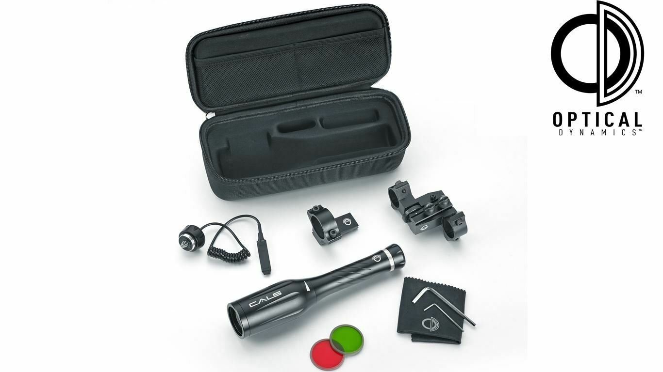 Dinámica óptica OD40 Kit de larga distancia Iluminador-gunlight