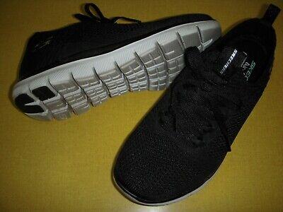 Skechers Turn Knit, Memory Foam, Faux