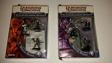 Dungeons & Dragons Miniatures Player's Handbook Heroes Martial Heroes 1 and 2