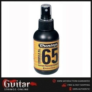 Jim-Dunlop-Formula-118ml-4-Fluid-oz-Guitar-Polish-And-Cleaner-034-Brand-New-034