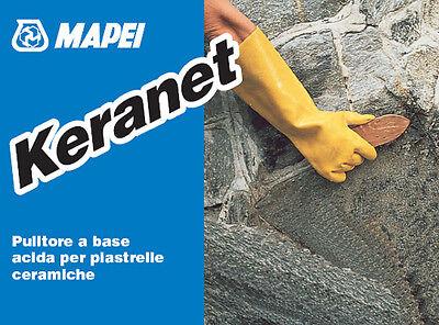 Keranet Come Si Usa.Mapei Keranet Liquid Cleaner Acid Basis X Ceramic Tiles Cooked And Leaks Ebay