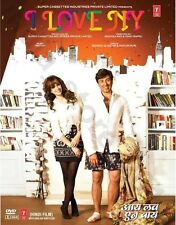 I Love NY / I Love New Year - 2015 Official Hindi Movie DVD ALL/0 Sunny, Kangana