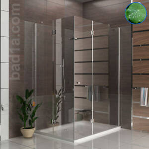 viereck dusche easyclean 6 mm glas 140x100x195 cm. Black Bedroom Furniture Sets. Home Design Ideas