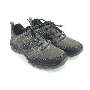 Rockport Cold Springs Plus CSP Men/'s Low Tie Sneaker Brown Suede Sz 7-11.5