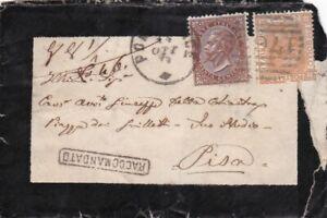 ITALIA-REGNO-30c-DLR-20c-arancio-su-raccomandata-1877-per-Pisa