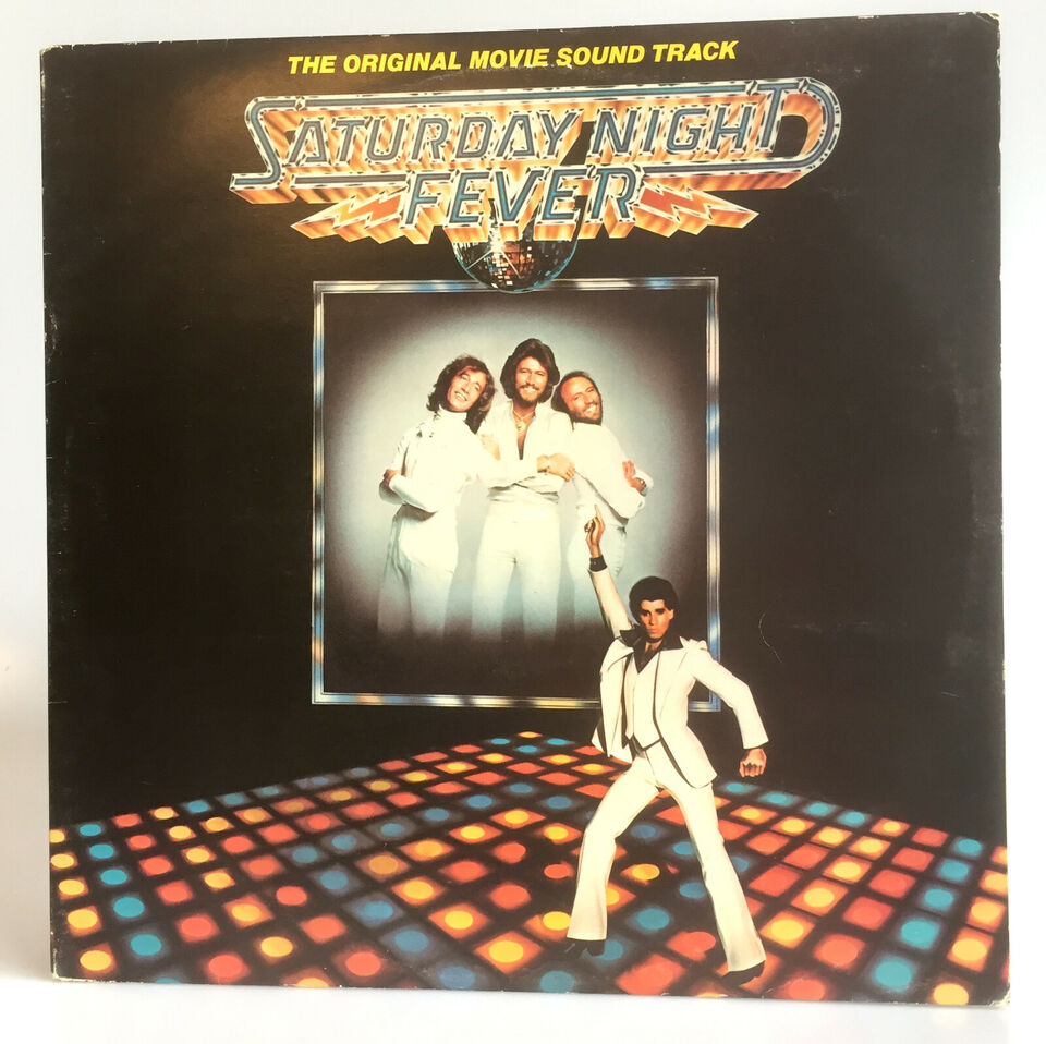Saturday Night Fever LP / Vinyl