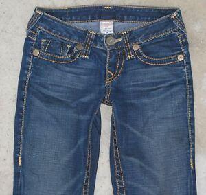 Dame Johnny Religion Sz Big True W Heritage Leg 26 T Jeans Straight Pocs dqtw5