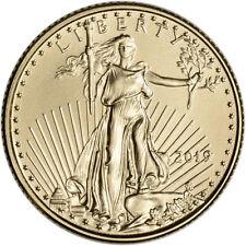2019 American Gold Eagle 1/10 oz $5 - BU
