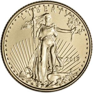 2019-American-Gold-Eagle-1-10-oz-5-BU