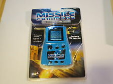 Missile Command Handheld Atari Arcade Lcd Game New Sealed Mga Rare Toy Classic