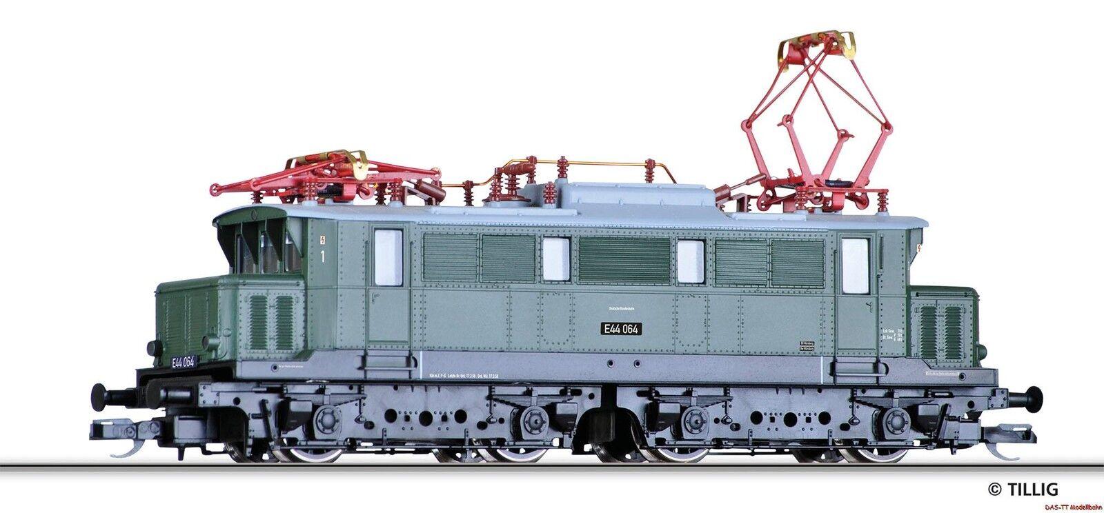 TT E-Lok e 44 DB EP. III Tillig 04423 NUOVO