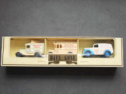 Lledo Special Edition Box Set various liveries available BOXED