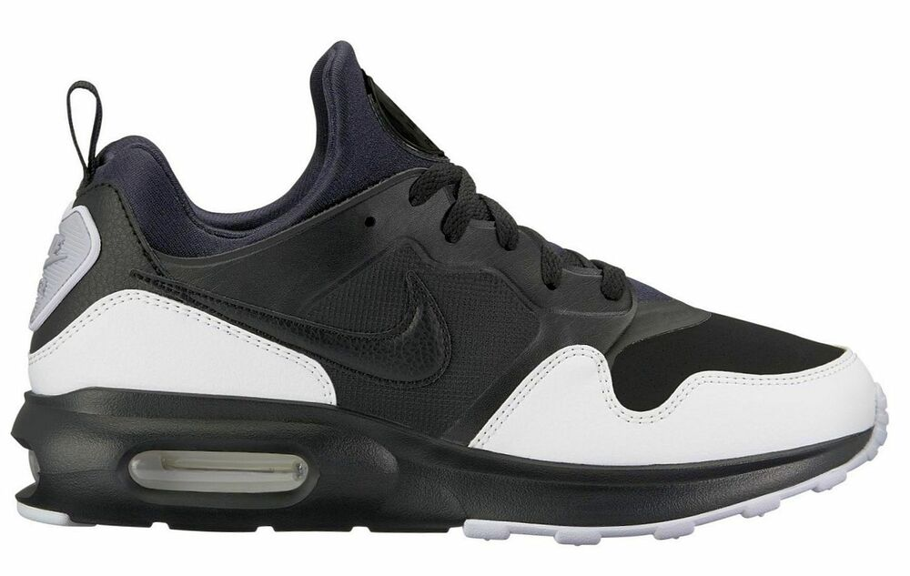 Nike Homme Casual Chaussures Air Max Prime SL sport Noir BLANC Chaussures de sport SL pour hommes et femmes b8297f