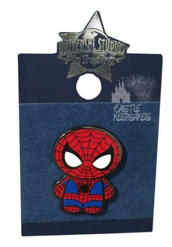 Universal Studios Spiderman Trading pin Marvel Avengers