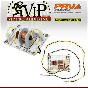 PRV Audio 1DF1800H High Pass Crossover Board 1800//2500Hz with Driver Attenuation Brightness Control