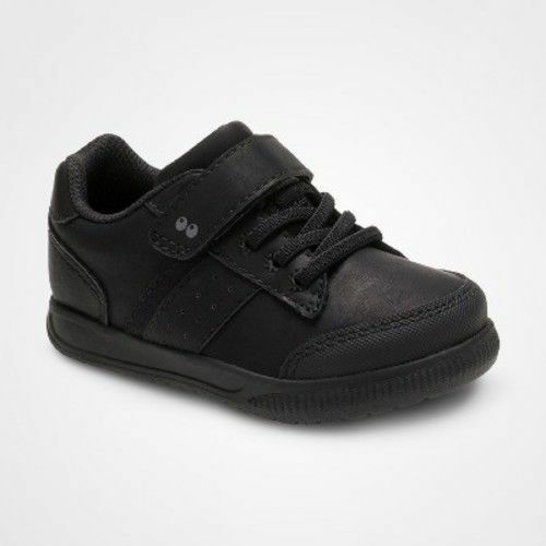 Toddler Boys/' Surprize by Stride Rite Darrell Uniform SNEAKERS Black