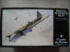CLASSIC AIRFRAMES-1/48- #4138- BRISTOL BLENHEIM MK.IV