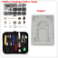 Jewelry-Making-Kit-Outils-de-reparation-Set-Findings-Beading-Wire-Fournitures-Lot-Craft-A-faire-soi miniature 13