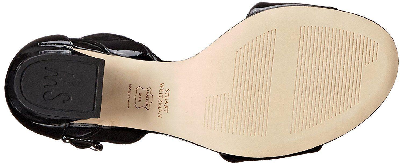 Stuart Weitzman Mostly Womens Wedge Sandal Womens 9.5 Brand Brand Brand New In Box dd61cf