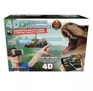 4D-Dinosaur-Experience-Augmented-Reality-Cards-VR-Virtual-Reality-Headset-NEW