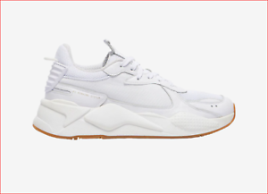 100-Auth-PUMA-RS-X-034-Triple-White-034-Chunky-Triple-White-amp-Gum-Dope-Colorway