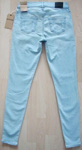 25 etichette True Pantaloni Super Donna Jeans Nuovo con Hall Religion Core taglia Skinny Jeans fwavqxO