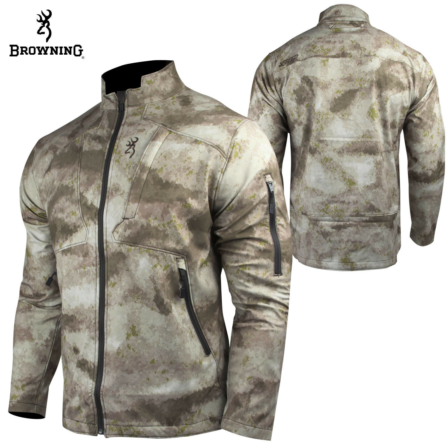 Marróning Hell's Canyon Speed Backcountry JKT (S) - ATACS AU